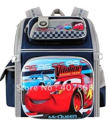 New style !!   Schoolbag Children's schoolbag school bags backpack  # 0789