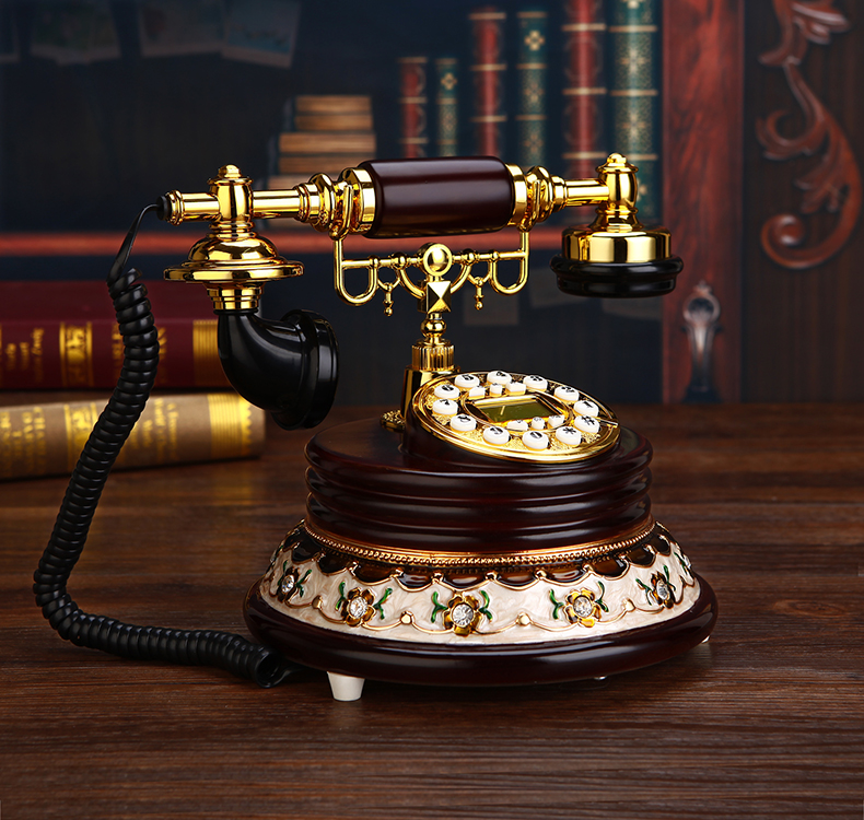 Quality fashion8325A/old fashioned household wired telephone/Caller ID Hands-free/backlit(China (Mainland))