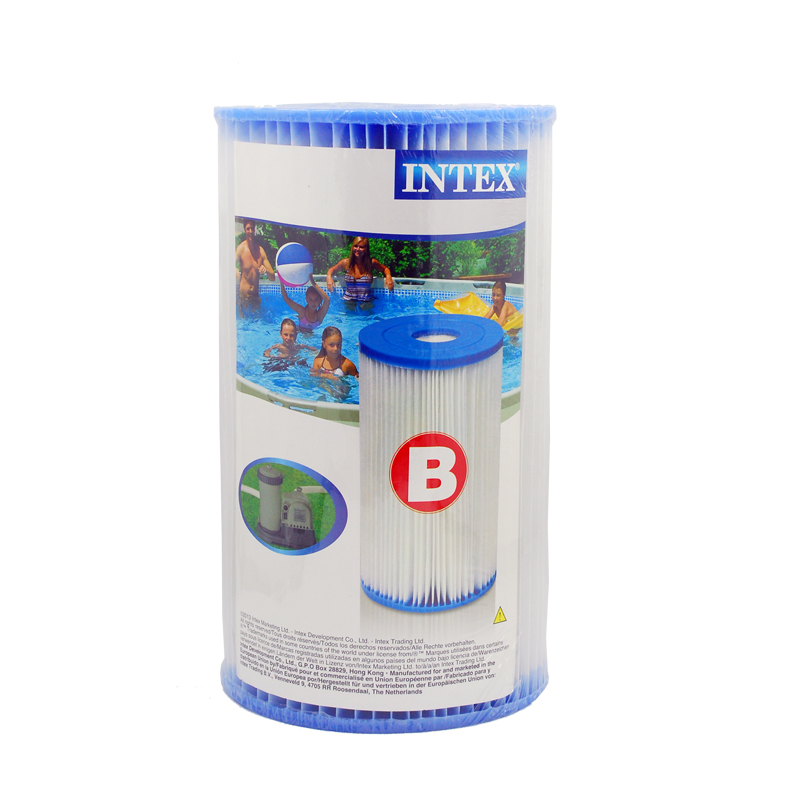 Intex Water Filter Cartridge For Pool Type B 29005 In Water Filter Parts From Home Improvement