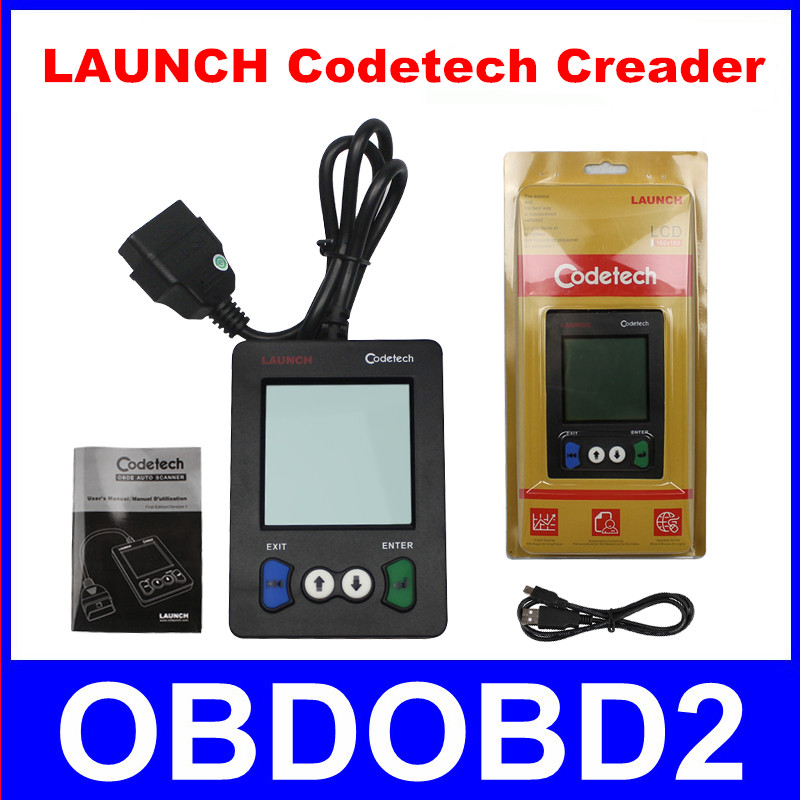 the best choice original launch codetech creader v obdii. Black Bedroom Furniture Sets. Home Design Ideas