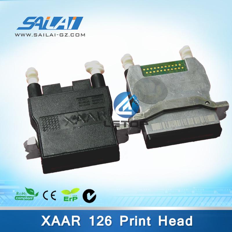 Excellent Quality!inkjet printer xaar 126 printhead price 80pl(China (Mainland))