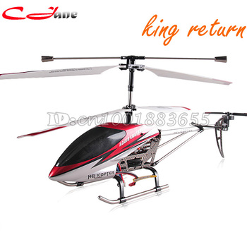 Free shipping Wholesale best quality Big Size 65cm 3.5CH Double Horse DH 9097 RC Helicopter Radio Control Helicopter DH9097