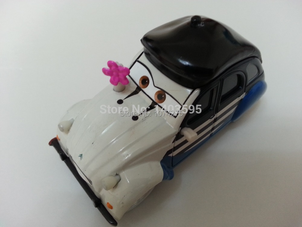Pixar Cars Louis LaRue Metal Diecast Toy Car 1:55 Loose Brand New In Stock & Free Shipping(China (Mainland))