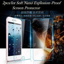 Nano Explosion-proof Soft Screen Protector Film HTC Desire 510 / 526G+ ONE E8 - Gzerma Shopping Store store