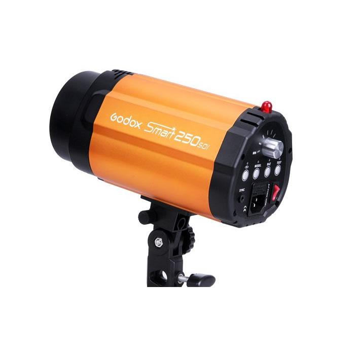 Фотография GODOX Smart 250SDI Pro Photography Studio Strobe Photo Flash Light 250ws 250w