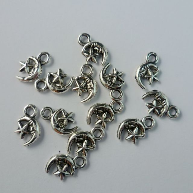 600 pcs/lot  tibet silver floating charms pendants Free shipping