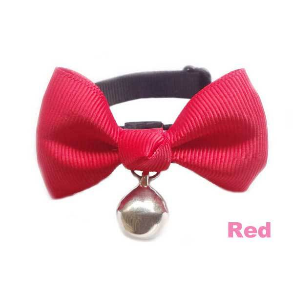 BitBill Cheap Adjustable Collar Bowtie Pet Dog Necktie Bow Tie(China (Mainland))