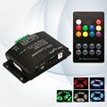 DC12 24V 4A Wireless Bluetooth RGB LED Strip Light Controller 18 key RF Romte Control 3