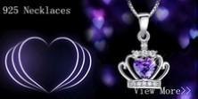 925 necklaces