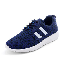 2016 New Spring and Summer Men's Casual Shoes Flat Shoes chaussure homme Korean Breathable Air Mesh Men Shoes Zapatos Hombre(China (Mainland))