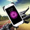 Bicycle Phone Holder Anti Slip Universal 360 Rotating bike phone holder Handlebar Clip Stand Mount Bracket