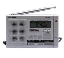 TECSUN DR-910 Digital FM, MW, SW World Band Radio