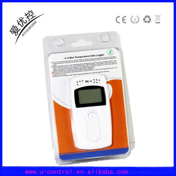 usb temperature data logger/gsm temperature data logger RC-4(China (Mainland))