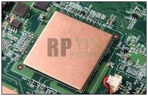 10x 15*15*1.0mm Copper Pad / Copper Shim / Thermal Pad for Chipset Chip CPU VGA GPU