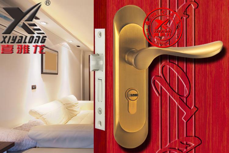 [Hardware] Hi Ya Huang bronze zinc alloy interior locks wholesale hardware essential products<br><br>Aliexpress