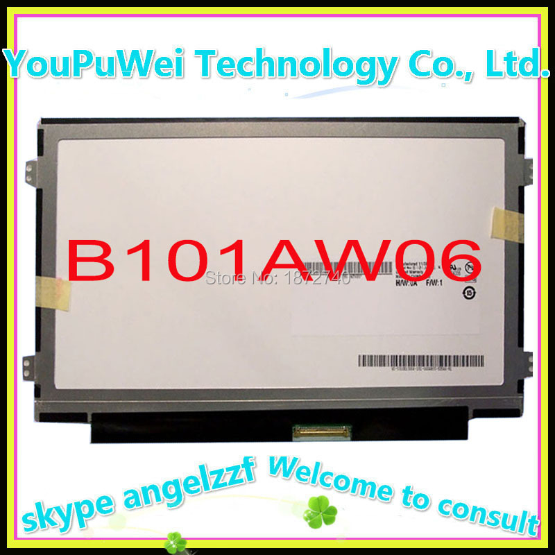 Free shipping B101AW06 N101LGE-L41 N101L6-L0D FOR lenovo ideapad s110 s100 notebook replacement dispay ,10.1'' slim lcd screen(China (Mainland))