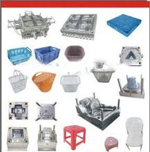 Basket Mould,plastic injection mould,moulds for injection(China (Mainland))