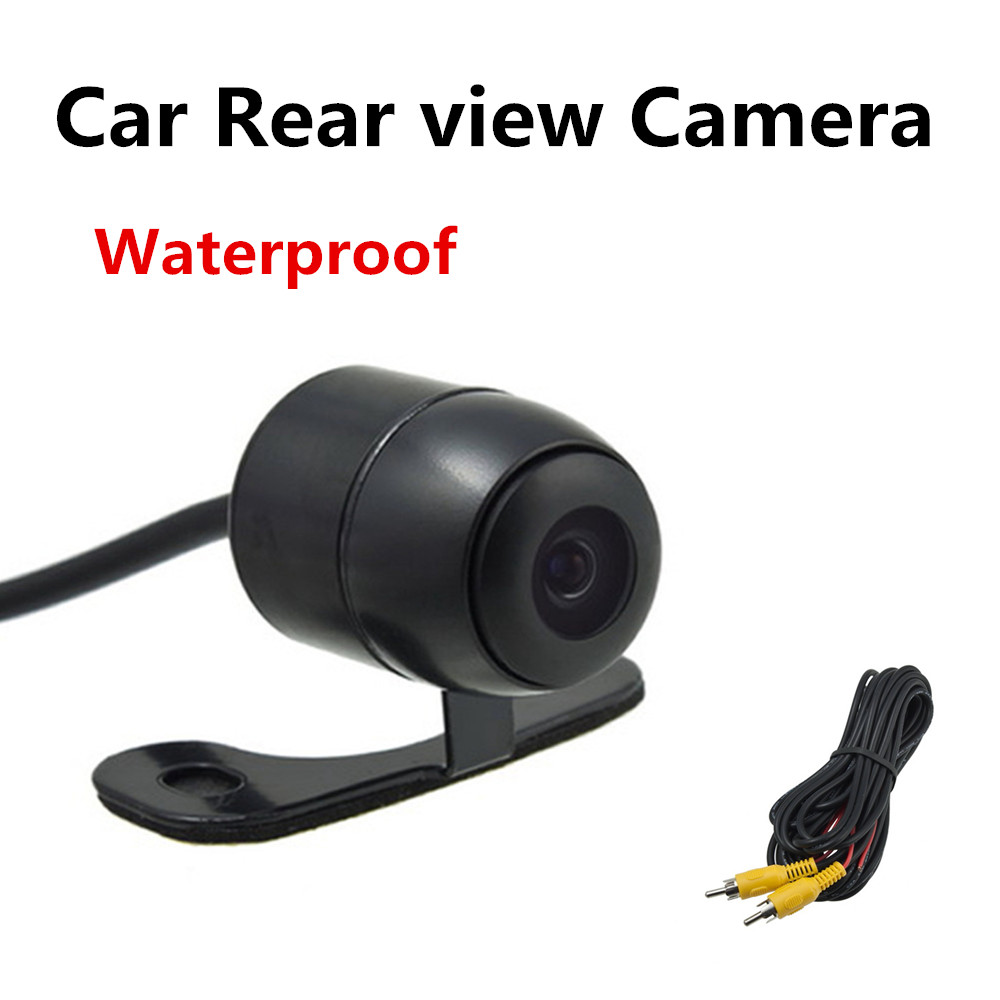 [High Quality] 170 degree CMOS Front/Side view Back Up View Camera Waterproof Universal HD Car Rear view Reverse Parking Camera(China (Mainland))