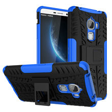 Buy Letv Le Max Case Armor Hybrid Back Cover TPU+PC Stand Holder Shockproof Phone Cases Letv Le Max X900 Stock for $2.76 in AliExpress store