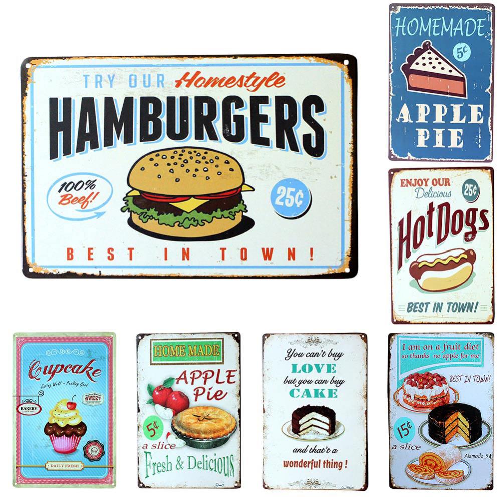 Achetez en gros hamburger autocollant en ligne des Revetement mural autocollant