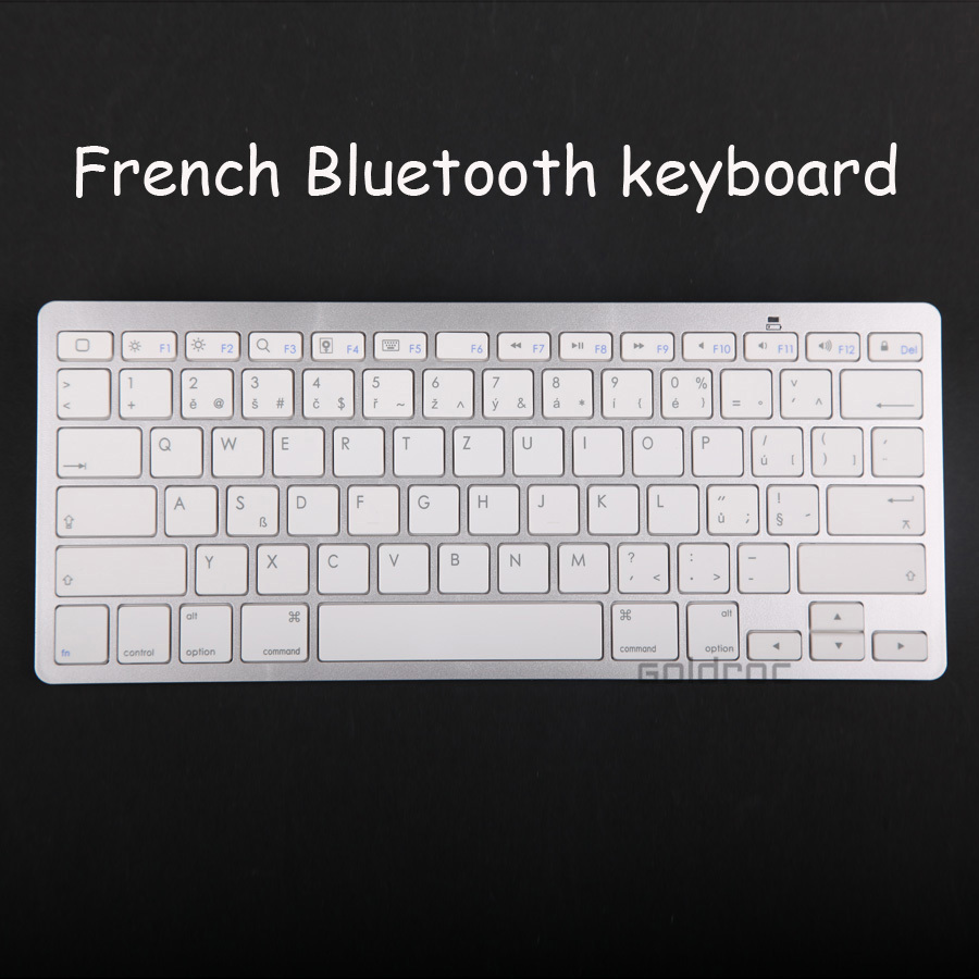 keyboard is french how to change it