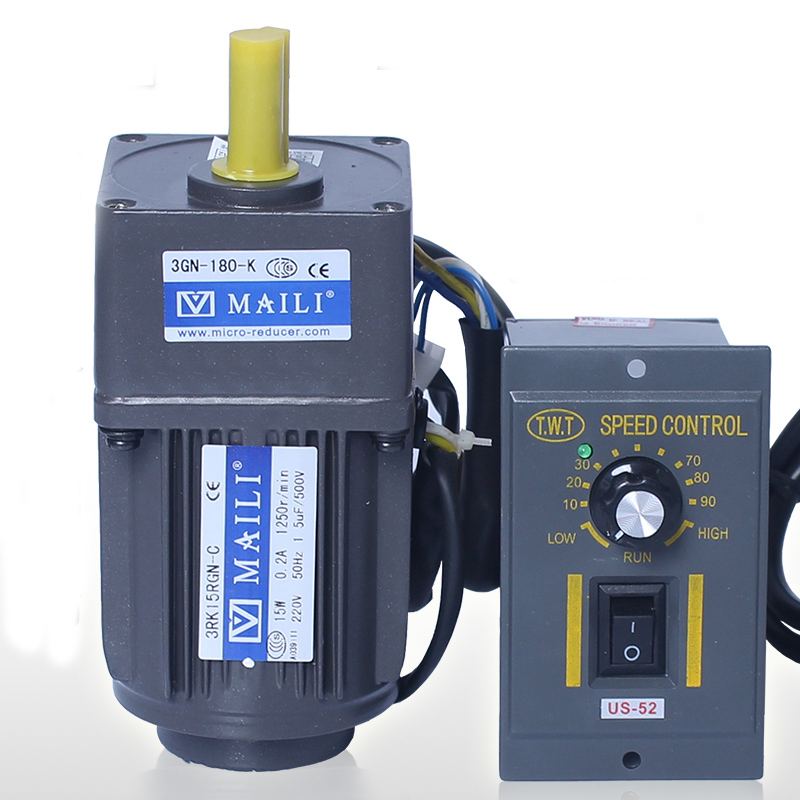 Online Buy Wholesale Low Rpm Ac Motor From China Low Rpm
