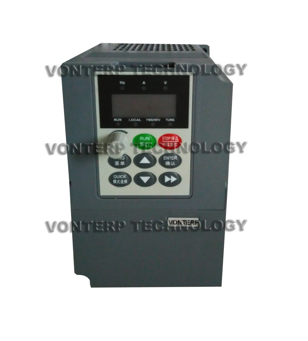 380v 2.2KW frequency inverter converter 50Hz 60Hz ac drive(China (Mainland))