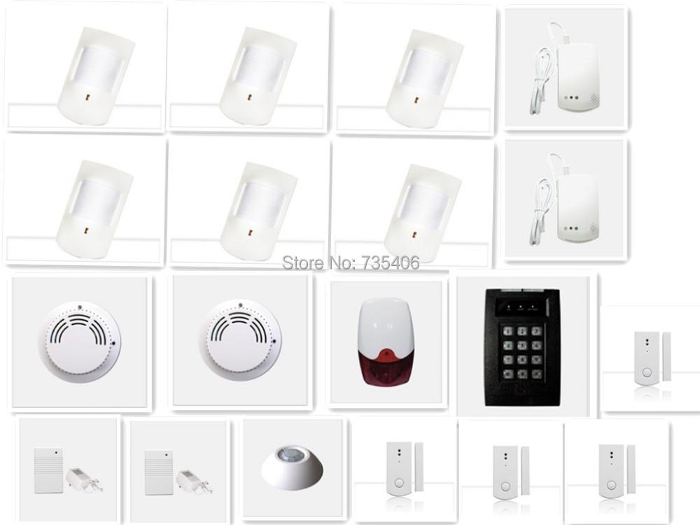 Здесь можно купить  Wireless PIR sensor Alarm accessories for GSM alarm Wireless PIR sensor Alarm accessories for GSM alarm Безопасность и защита