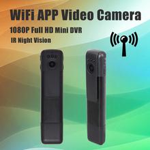 C11 High Quality Mini DV WiFi Camera HD 1080P Video Mini Wireless Camera Pen Camera With Night Vision Portable Digital Kamera(China (Mainland))