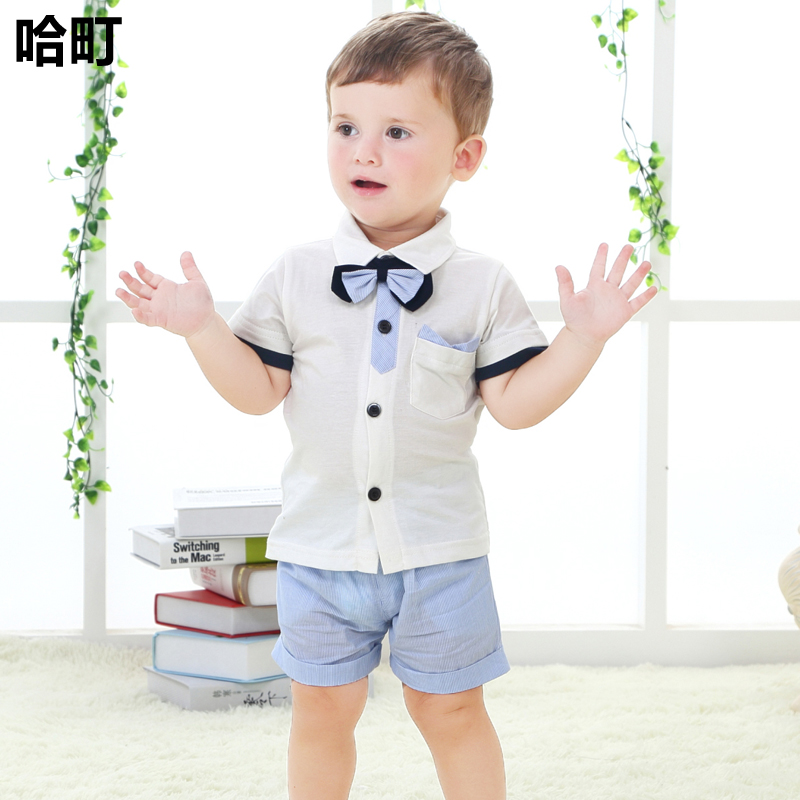 Baby Boys Clothing Sets Kids Clothes Baby Boys Summer