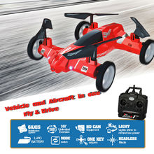 DWI Dowellin RC Drone with Camera 125 with USB Cable RC Car Vehicle Toy Quadcopter 480P 720P Resolution Photo Video