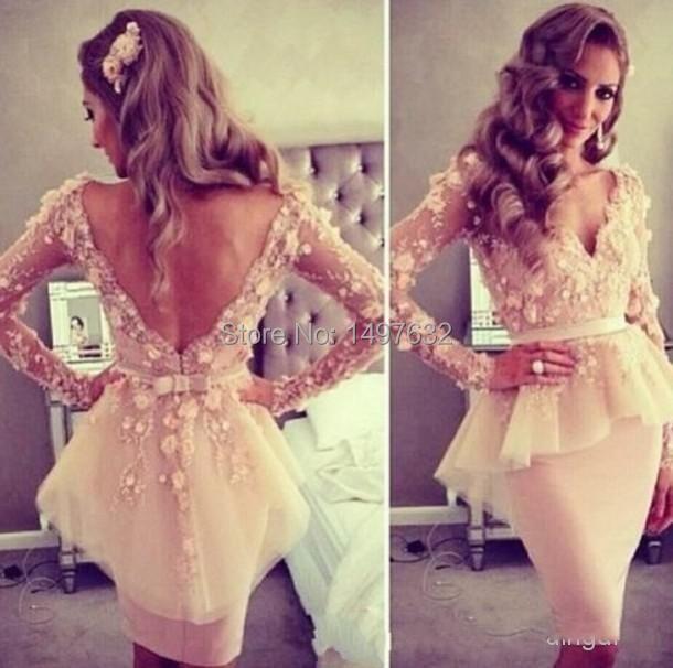 Custom Made Cocktail Dresses - Ocodea.com