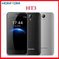 Original HOMTOM HT3 5'' HD  Android 5.1 Cheapest Smartphone MTK6580A Quad Core 1.3GHz RAM 1GB ROM 8GB Dual SIM WCDMA & GSM
