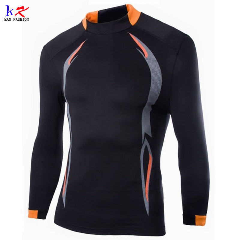 Shipping Outdoor Sports Muscle Casual Full Sleeve Workout