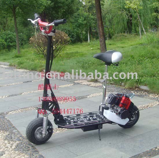 49CC Gas scooter/G SCOOTER005(China (Mainland))