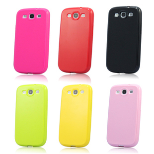 For samsung   i9300 mobile phone case phone case  for SAMSUNG   i9300 protective case ultra-thin soft case