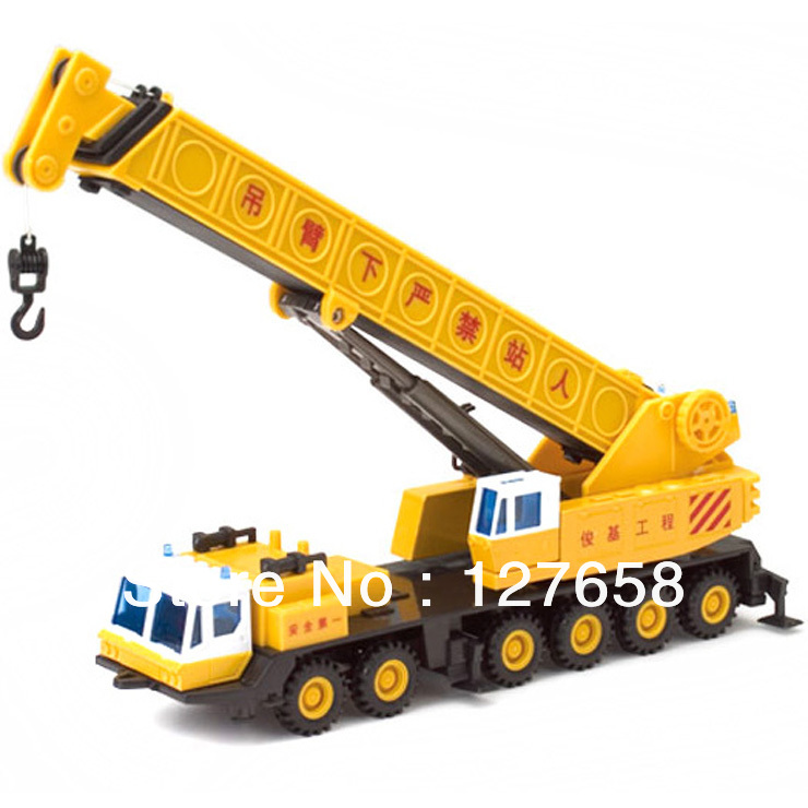 CSL Alloy car train model 1:60 sophisticated cranes(China (Mainland))