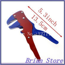 Automatic Wire Stripper Cutter cable stripping tool for single or multiple cables section 0.2-3mm2