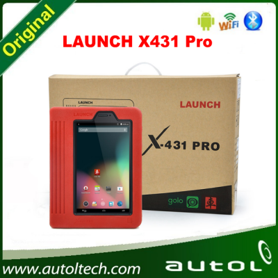 Original Launch X431 PRO Full System Diagnostic Scan Tool Free Online Update X-431 PRO with WiFi Replace Diagun 3 Car Scanner(China (Mainland))