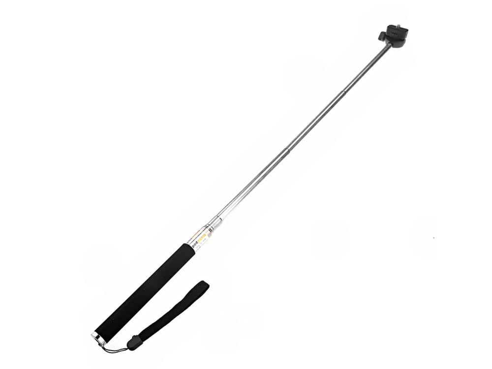 extendable handheld selfie stick telescopic monopod tripod adapter mount fo. Black Bedroom Furniture Sets. Home Design Ideas