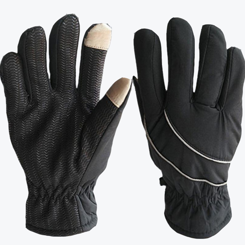 New Knitted Gloves Touch Screen Cotton Ski Glove Waterproof Snowflake For Unisex Capacitive Mobile Phone Tablet Pad Sports G021(China (Mainland))