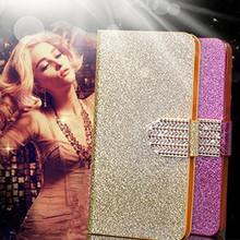 Buy Original Bling Glitter Phone Case Cover Fundas Motorola Moto E E2 G G2 G3 X X2 Flip Cell Phone Cases Wallet Back Covers for $3.20 in AliExpress store