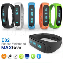 Smart Bracelet Sport Bluetooth Watch Self Photo Tracker Healthy Wristband Pedometer Sleep Monitor IOS Android IP67 Waterproof