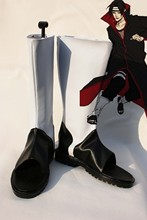 Custom made Itachi Shoes from Naruto Cosplay
