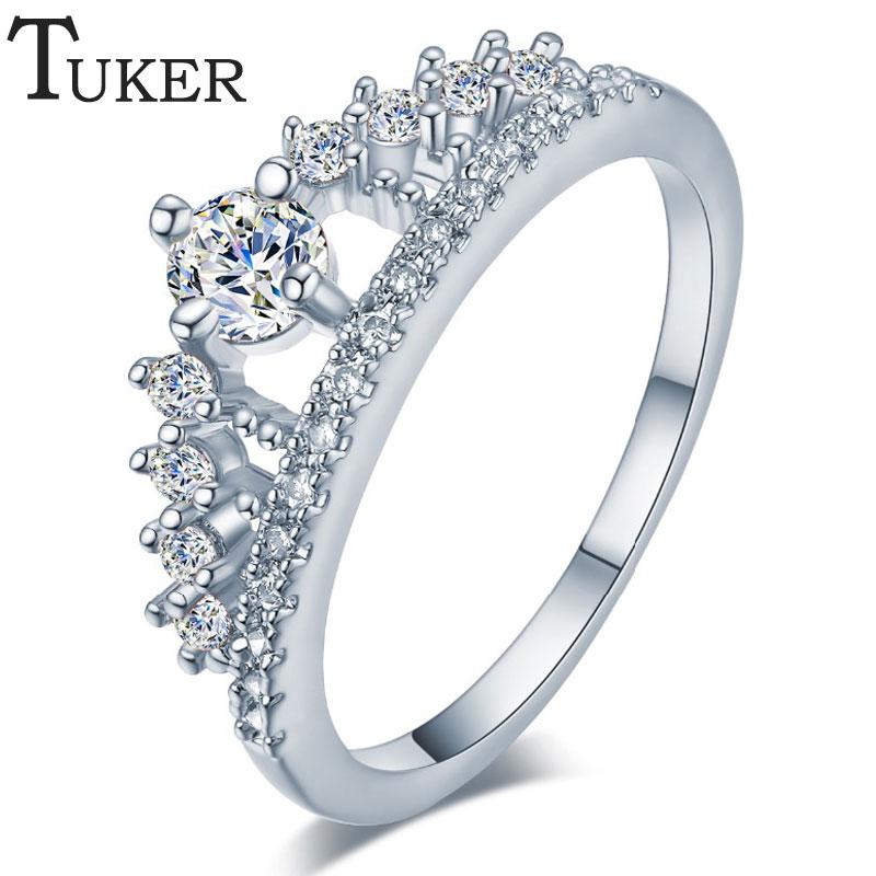 Кольцо обручальное TUKER 2016