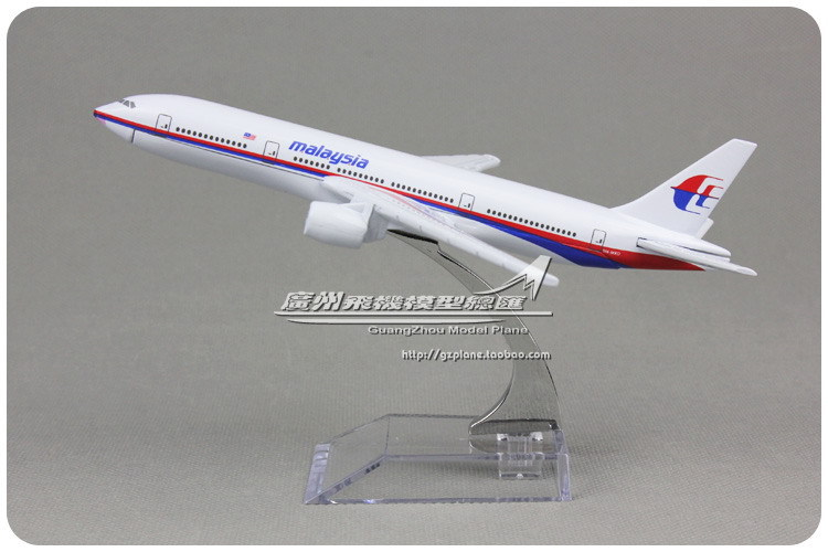 16cm Alloy Metal Air Malaysia Airlines Plane Model Boeing B777 9M-MRO MH370 Airways Airplane Model Aircraft Mode Toy Gift(China (Mainland))