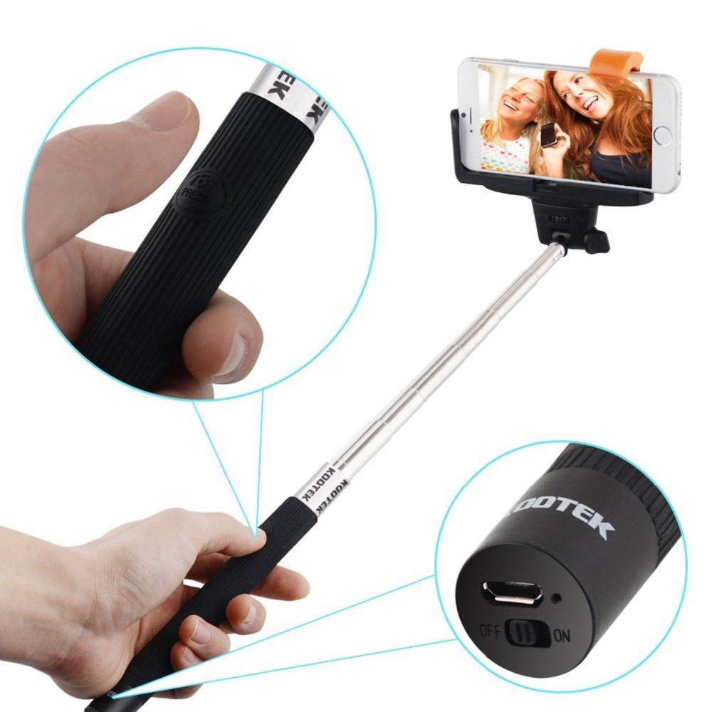 buy high quality extendable palo extensible para selfie stick to self selfie. Black Bedroom Furniture Sets. Home Design Ideas