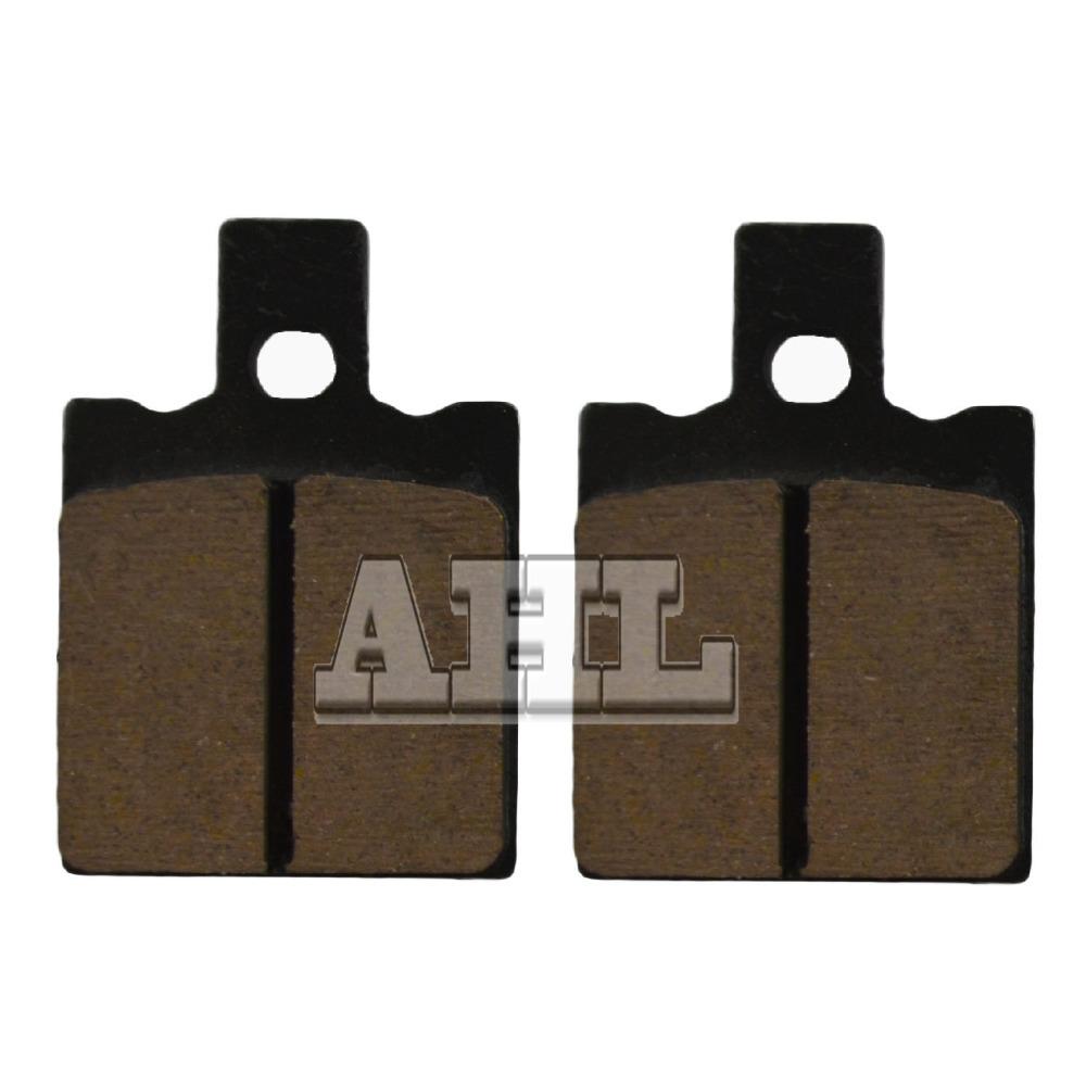 Motorcycle Brake Parts Brake Pads For TM SMM400 SMM 400 (4T) Rim brake 2004- Rear Motor Brake Disk#FA047(China (Mainland))
