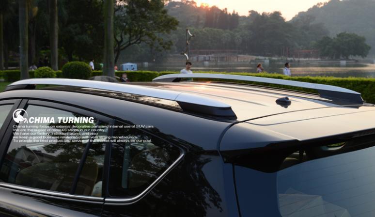 Aluminium Alloy Roof Rack silver color painted OEM For New 2013 2014 2015 Toyota RAV4 RAV 4(China (Mainland))