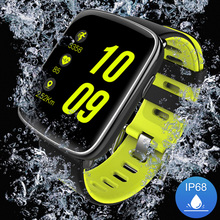 Buy GV68 Smart Watch Waterproof Ip68 Heart Rate Monitor Bluetooth Smartwatch Swimming Replaceable Straps IOS Android Phone for $44.72 in AliExpress store